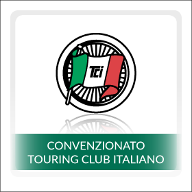 VETROFANIA logo touring club italiano